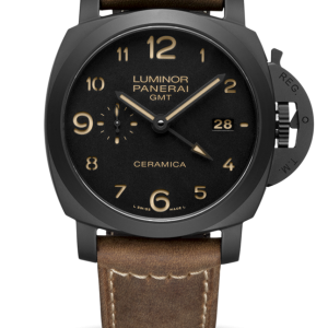 panerai luminor 1950 3 days automatic gmt pam00441