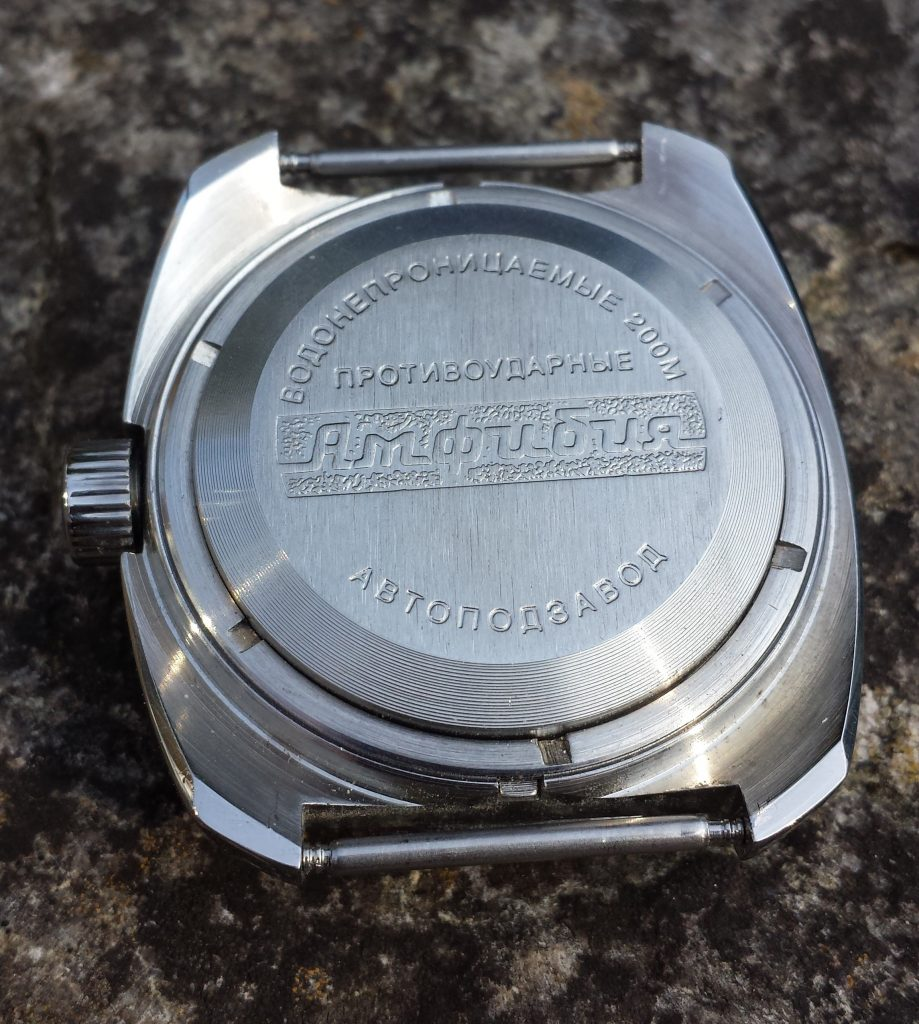 migliori offerte su più nuovo di vendita caldo nuovo elenco Storia dei Vostok Amphibia - DrClock