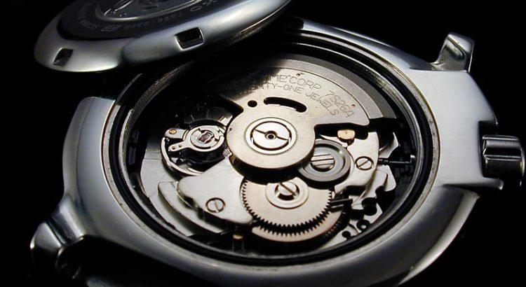 datazione Seiko orologi
