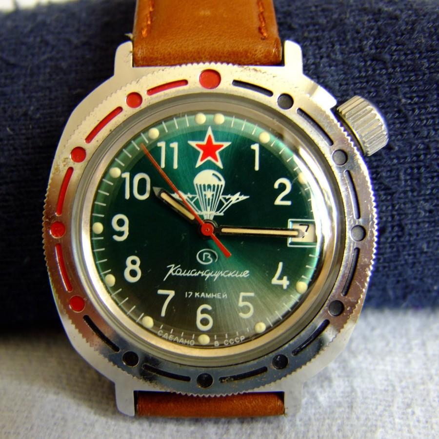 acquisto speciale estremamente unico presa all'ingrosso Vostok Komandirskie - DrClock