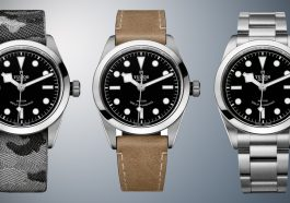 Tudor Black Bay 36, foto tudorwatch.com