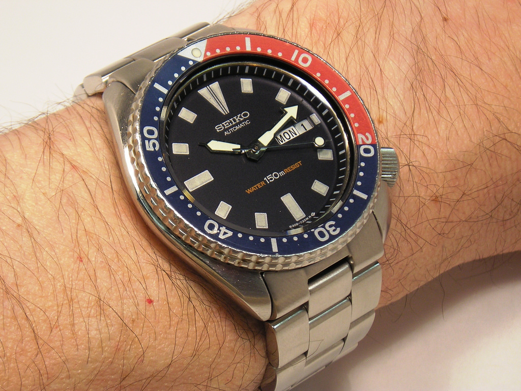 Seiko 6309-729A, foto FLICKR