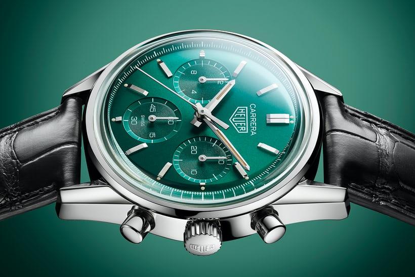 TAG Heuer green edizione speciale