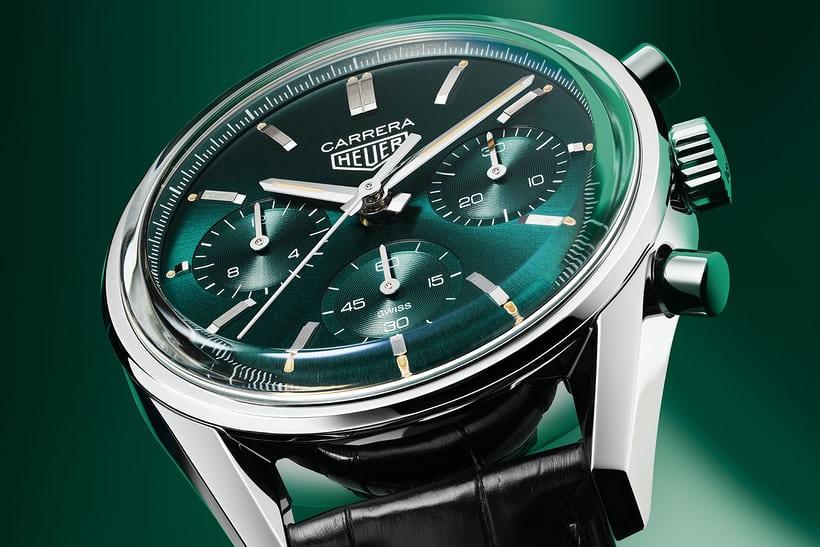 TAG Heuer verde edizione speciale