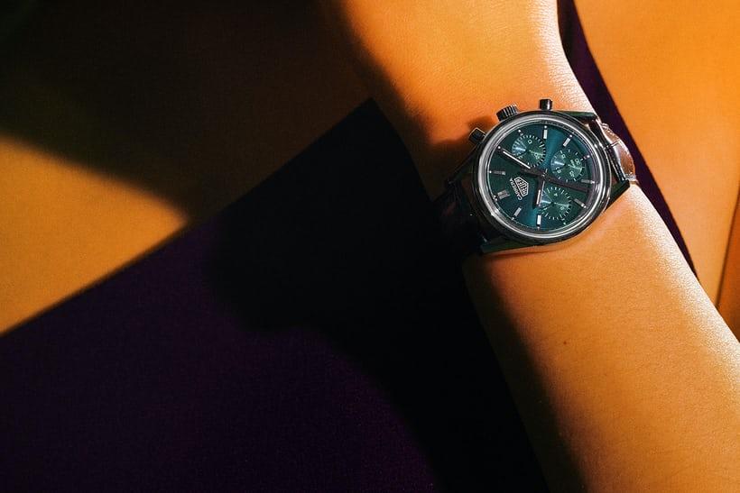 il nuovo orologio verde