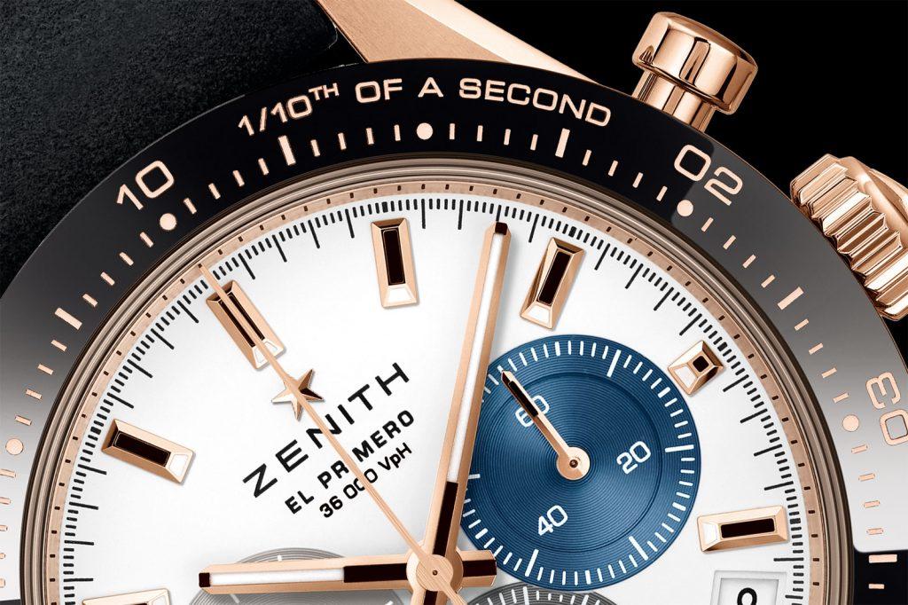Zenith Chronomaster Sport Oro Rosa