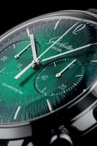 Glashütte Original Sixties Chronograph edizione 2021