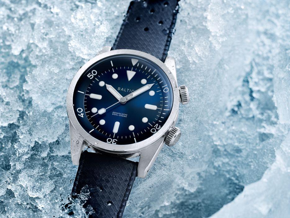 Baltic Aquascaphe nuovo vintage