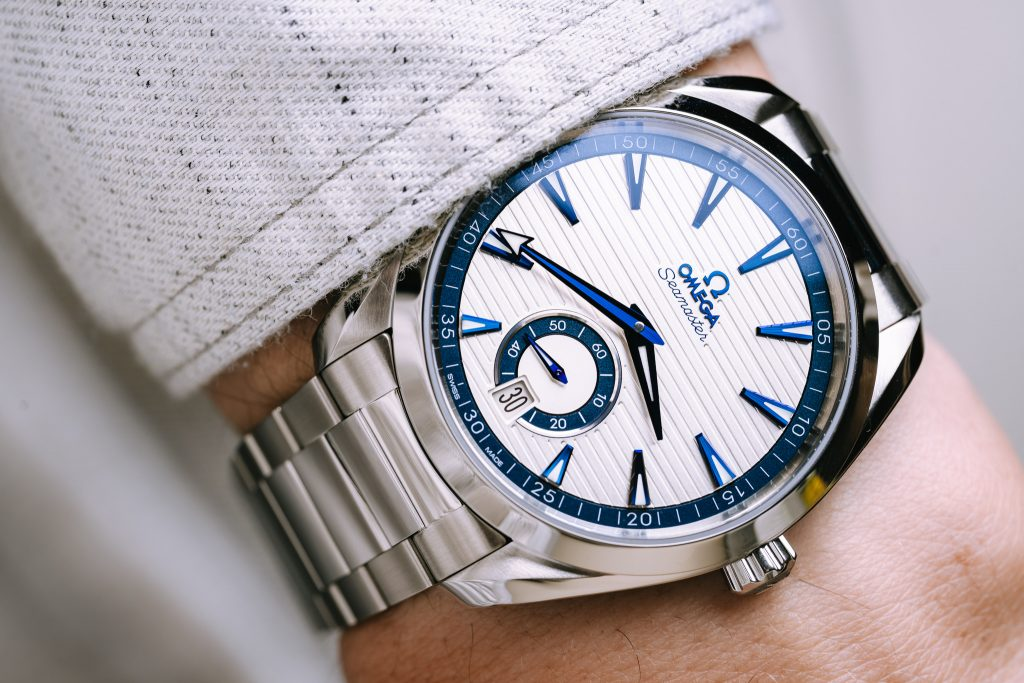 omega small seconds